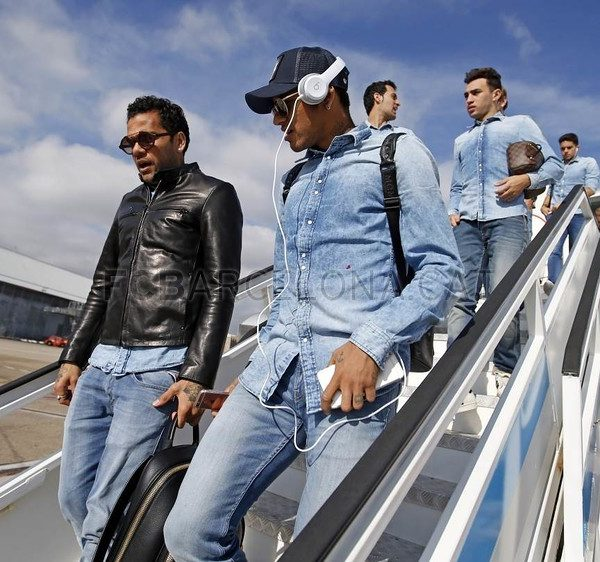 Dani Alves Wearing Designer Sunglasses VAKAY