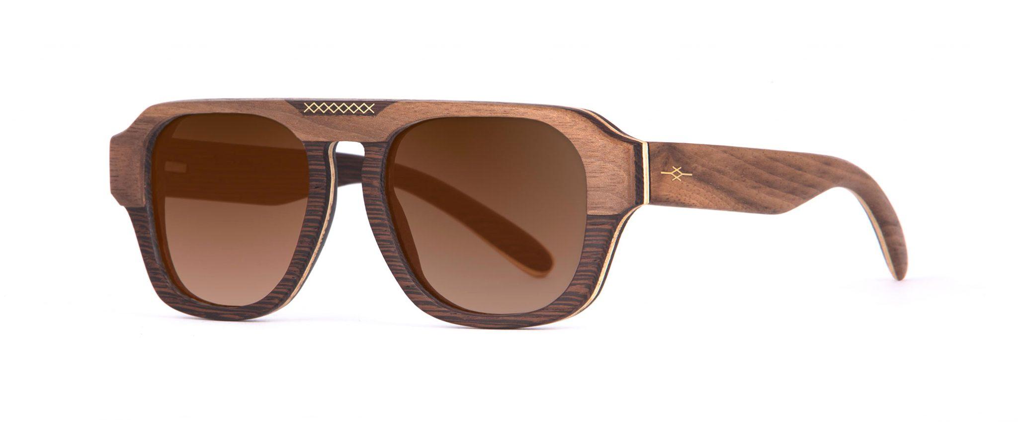 aberkane Unique Squared Designer Sunglasses VAKAY