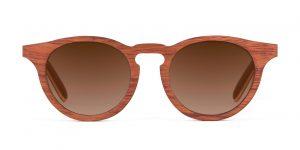 Charlie Iconic Bubenga Wood Designer Sunglasses VAKAY
