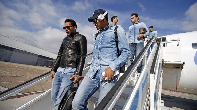 Dani Alves Wearing Designer Sunglasses VAKAY