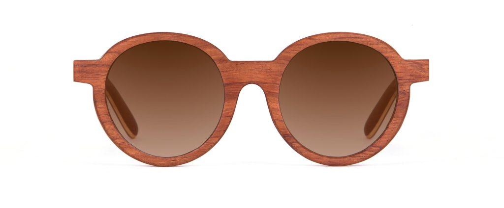 Hippy Bubenga Round Designer Sunglasses