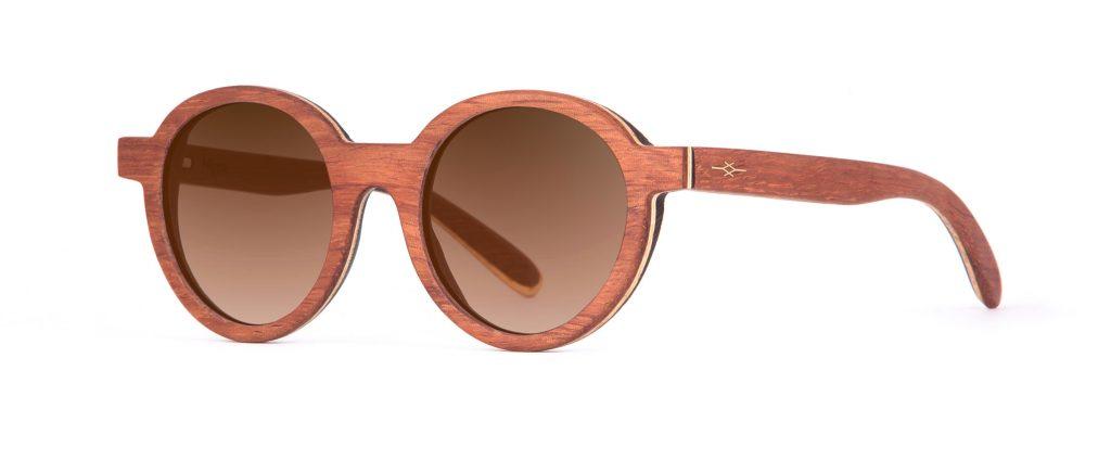 Hippy Bubenga Round Designer Sunglasses VAKAY