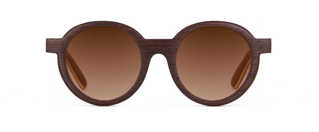 Hippy Round Designer Sunglasses VAKAY