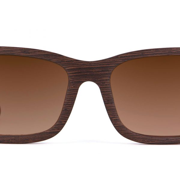Mr Miles Wenge Wood Unique Iconic Designer Sunglasses