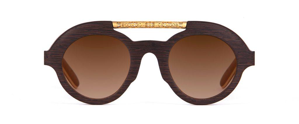 Sultana Featuring Jewelry Wood Sunglasses Designer Eyewear