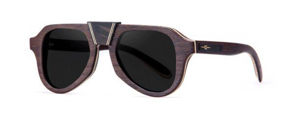 Aganjù Ebony Vakay designer sunglasses