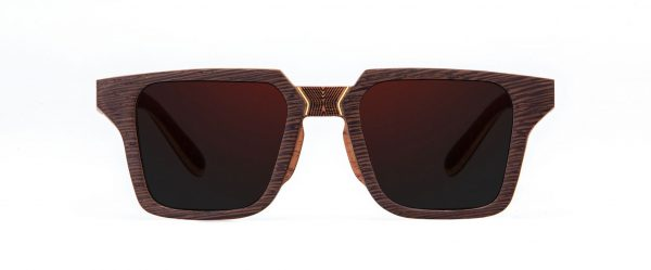 Totem Wenge Vakay designer sunglasses