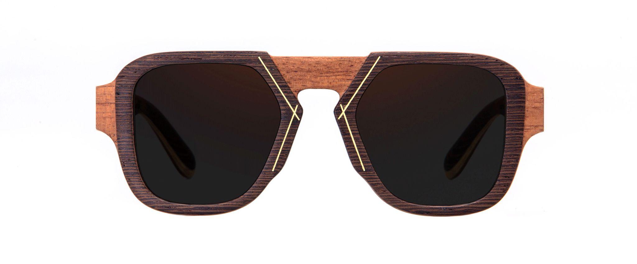 Voodoo Bubenga Vakay designer sunglasses