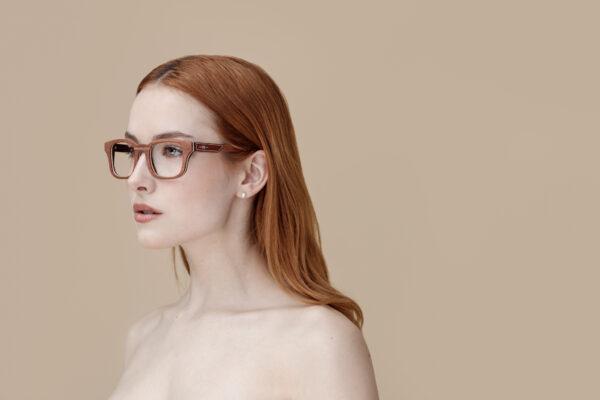 Ré bubenga VAKAY handmade glasses
