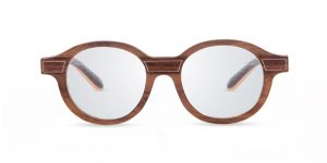 La Walnut VAKAY handmade wooden glasses