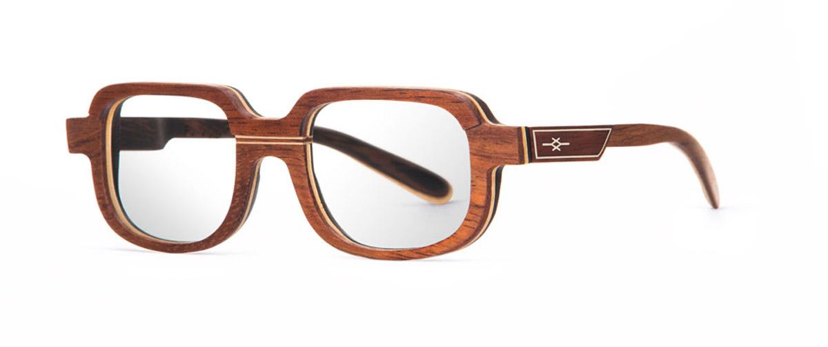 Fa bubenga VAKAY wood glasses