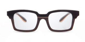 Mi bémol VAKAY handmade wooden glasses