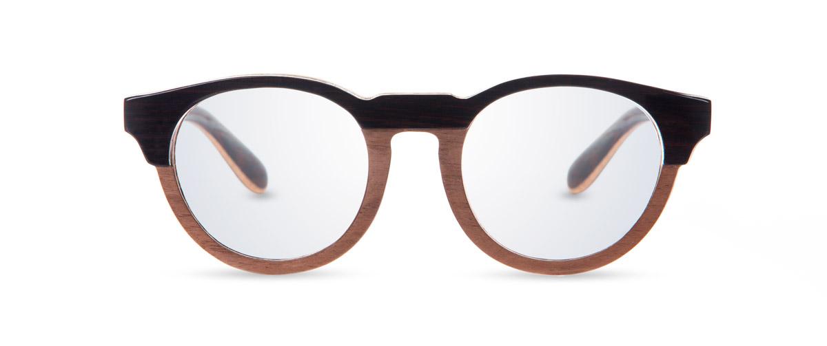 Mi Walnut VAKAY handmade wood glasses