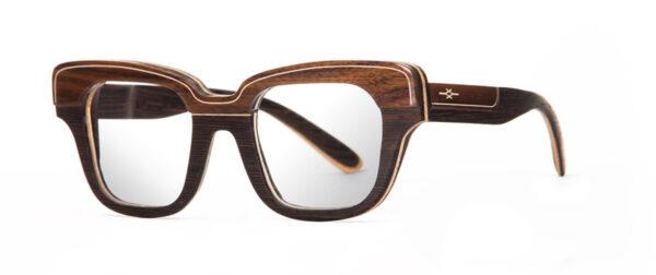 Si bémol VAKAY handmade glasses