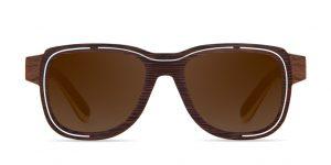 Léto wenge VAKAY handmade wooden sunglasses