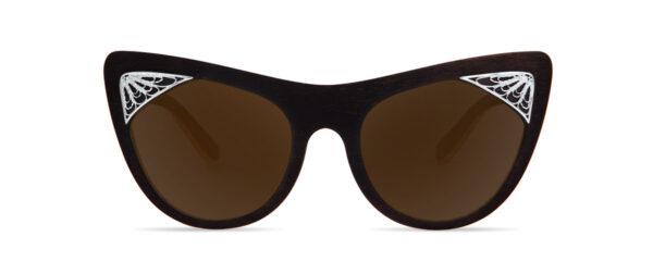 Hestia Vakay handmade wooden sunglasses