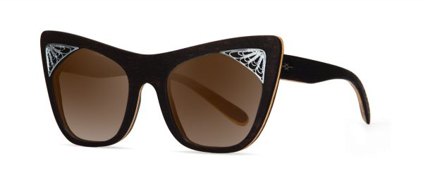 Héra Vakay wooden sunglasses