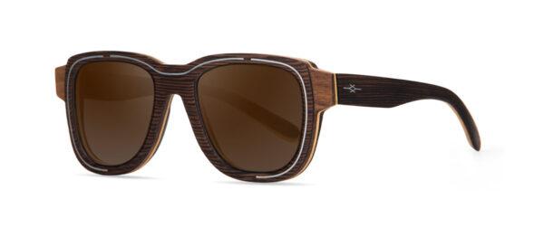 Léto handmade VAKAY wooden sunglasses
