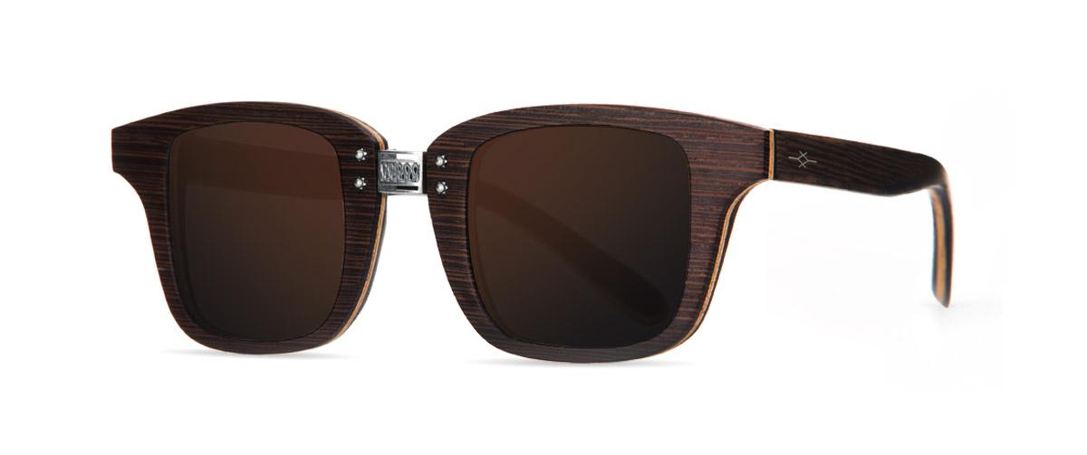 Eros Handmade VAKAY wooden Sunglasses