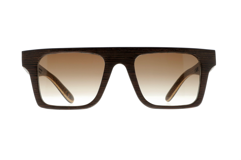 Linebacker VAKAY handmade wooden eyewear