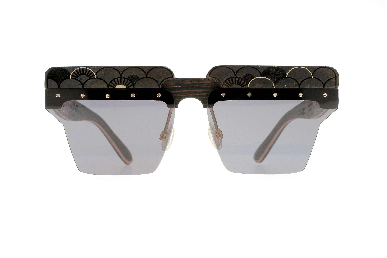 Wax VAKAY handmade wooden eyewear