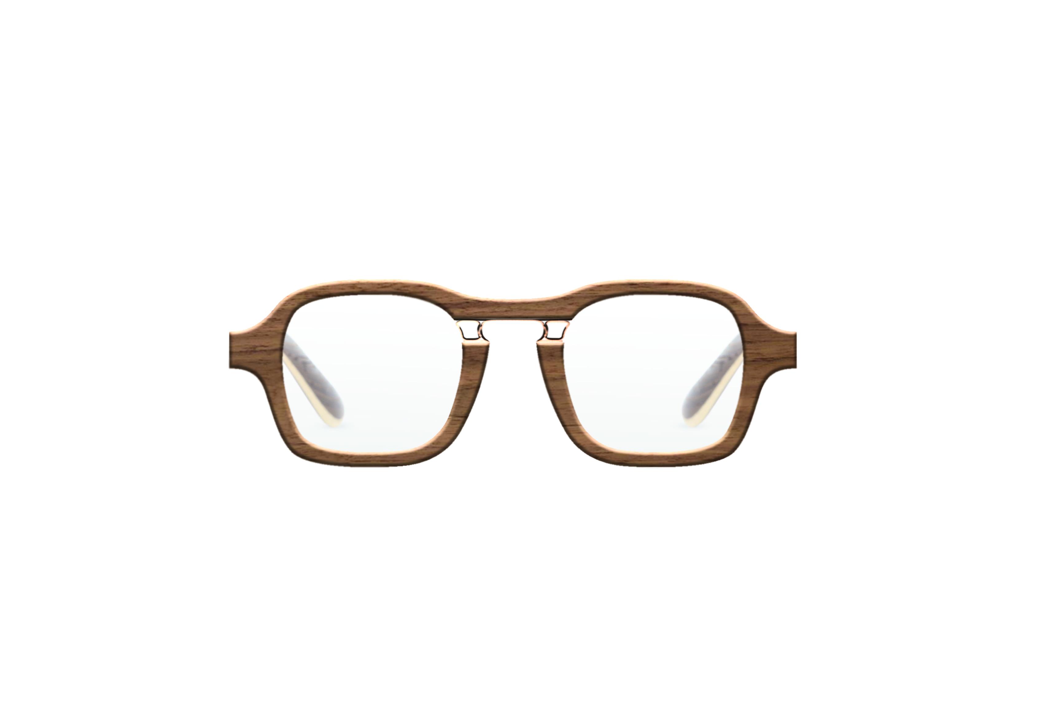 Autumn VAKAY handmade wooden eyewear