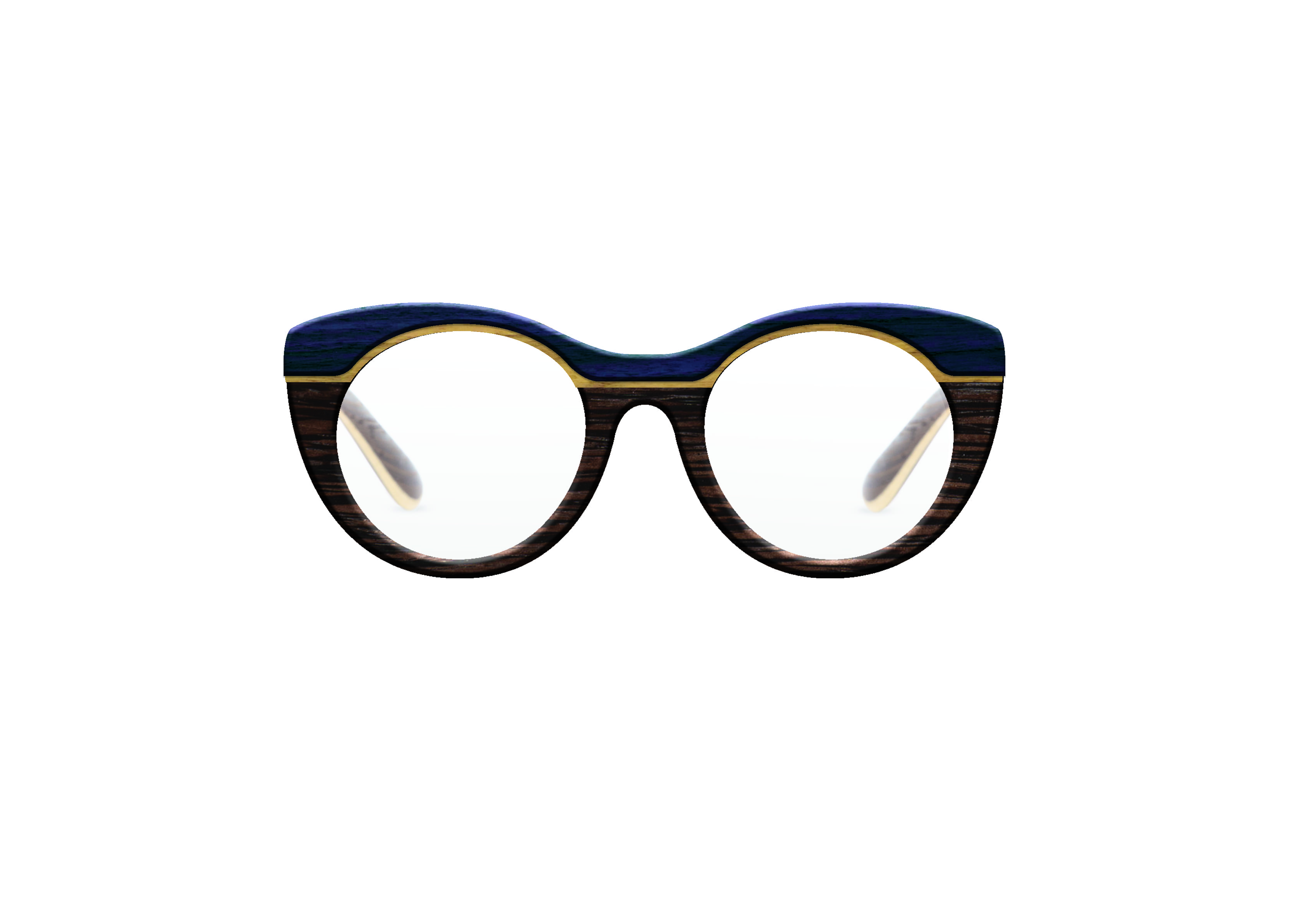 Bloom VAKAY handmade wooden eyewear