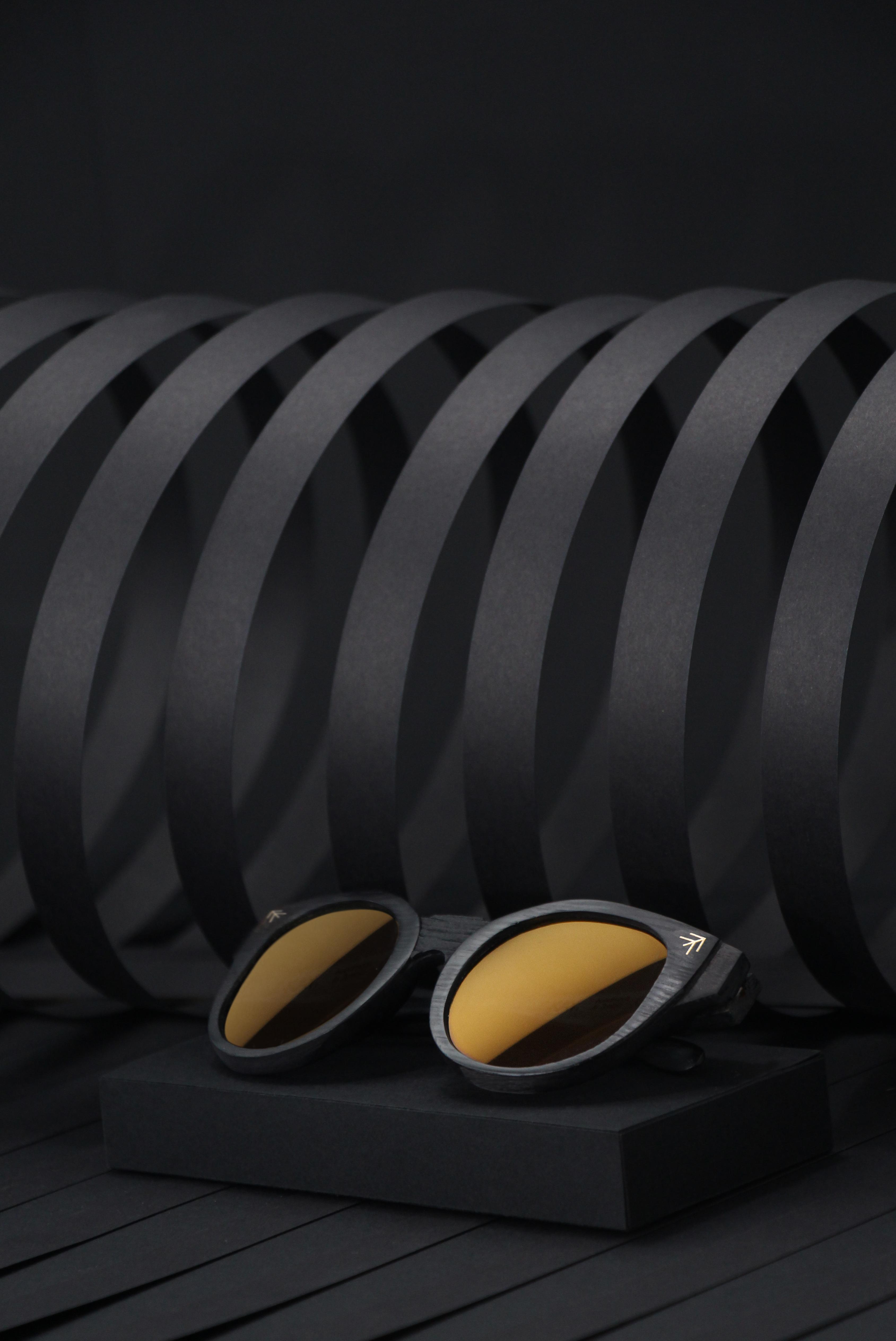 Ithran VAKAY handmade wooden eyewear