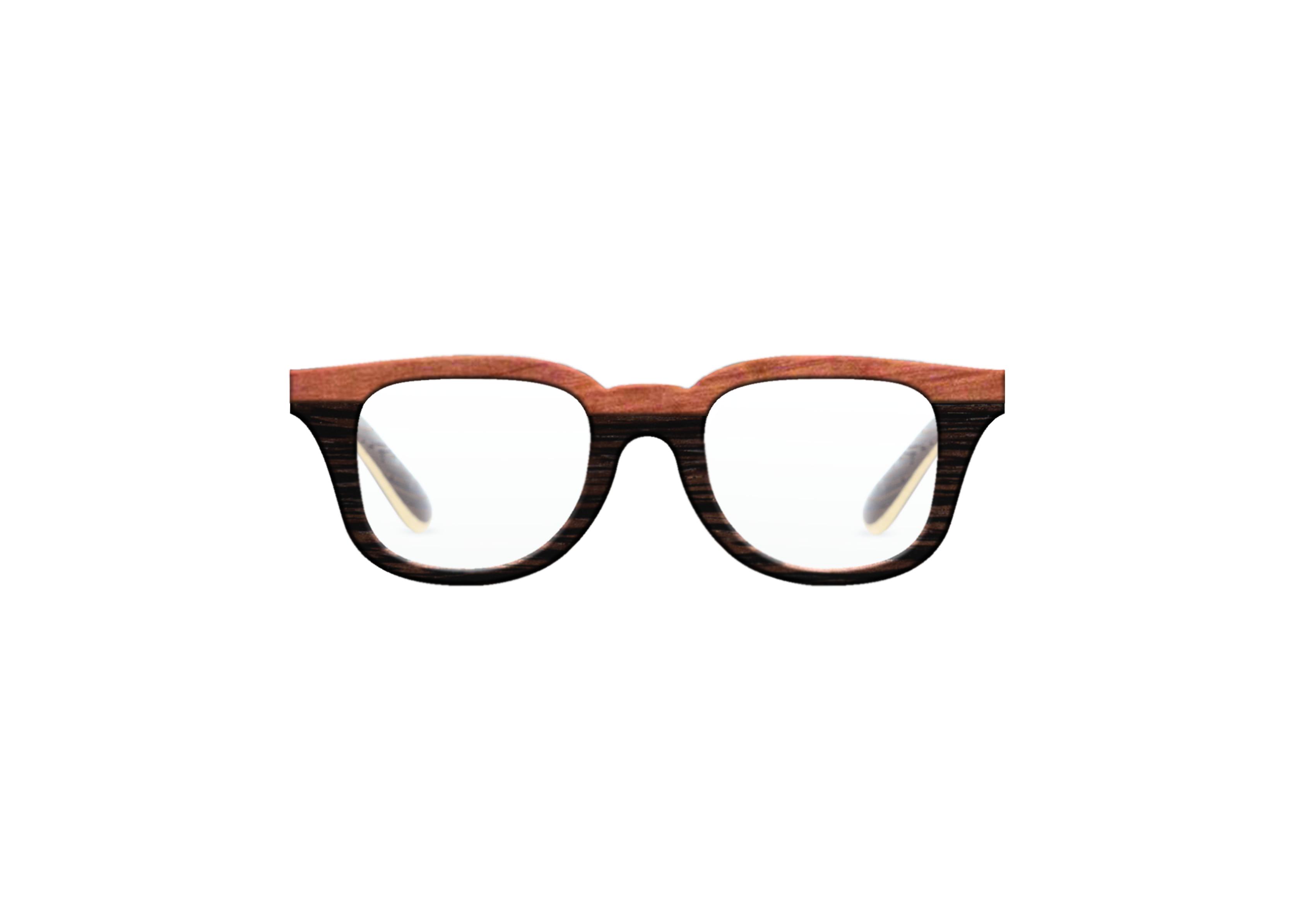 Ivy VAKAY handmade wooden eyewear