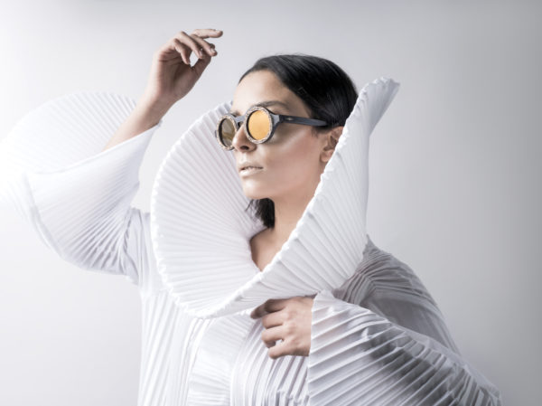 Lella VAKAY handmade wooden eyewear