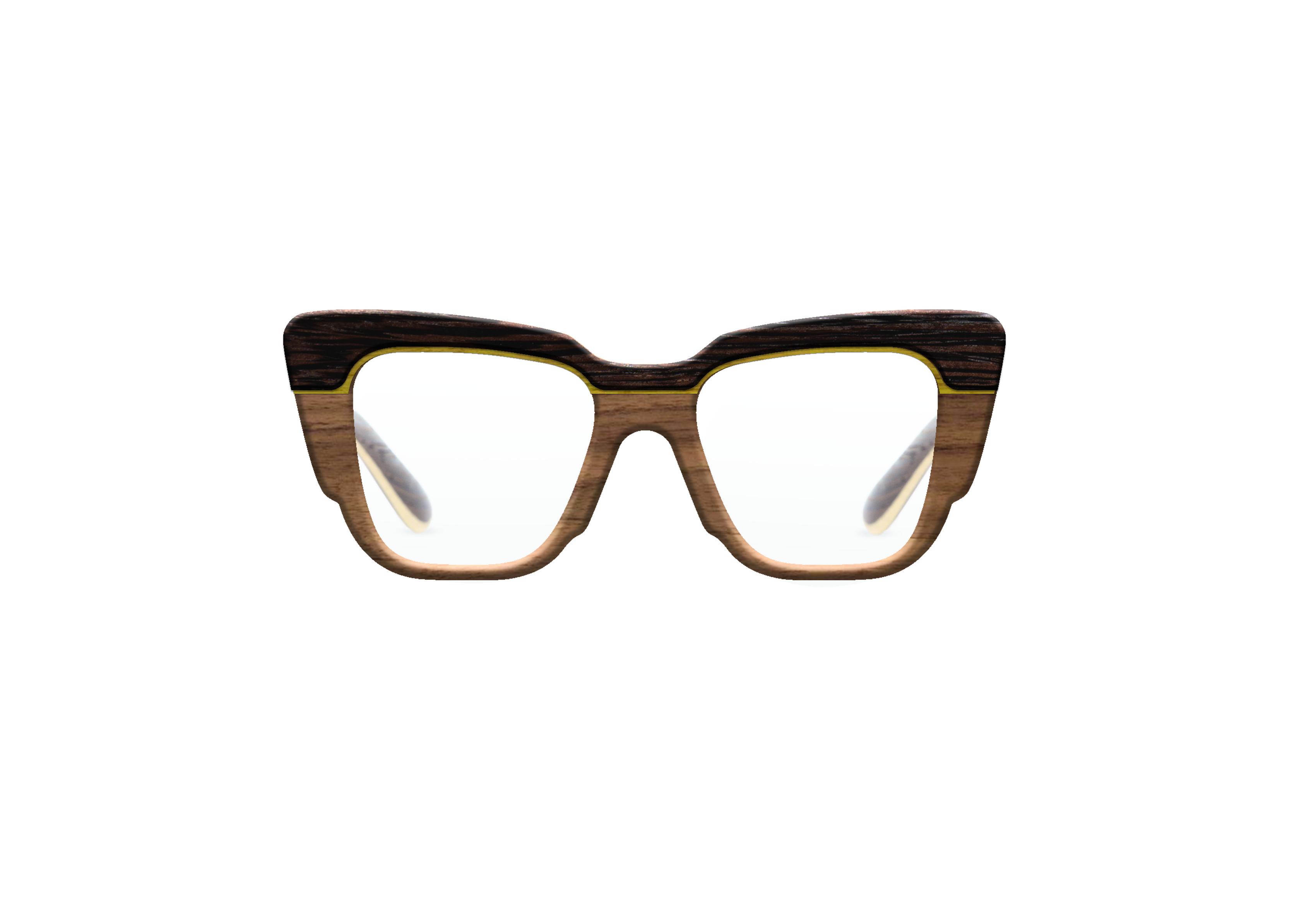Phoenix VAKAY handmade wooden eyewear