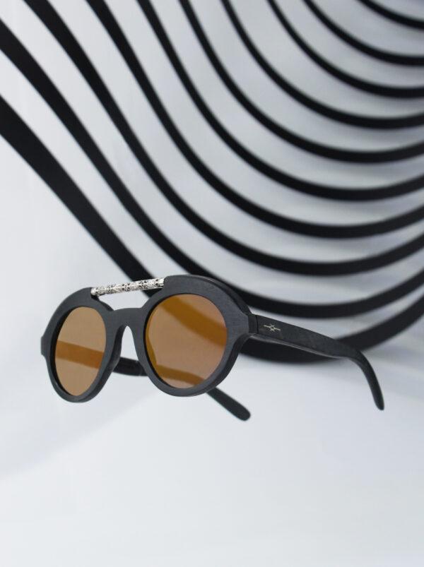 Sultana VAKAY handmade wooden eyewear