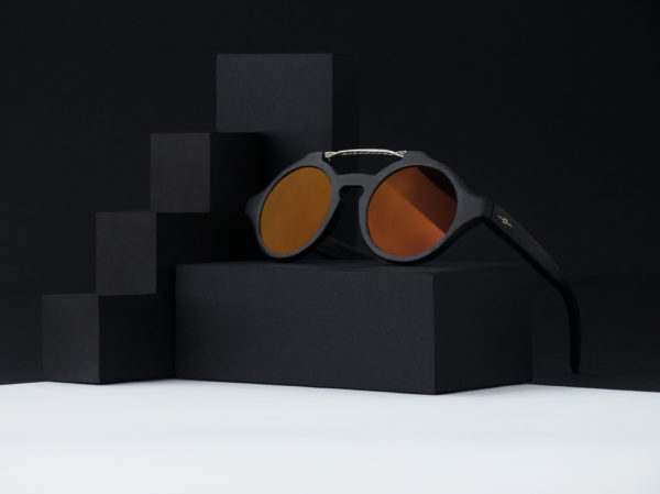 Zina VAKAY handmade wooden eyewear